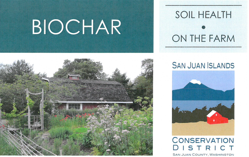 Final Grant Reports: San Juan Islands Conservation District